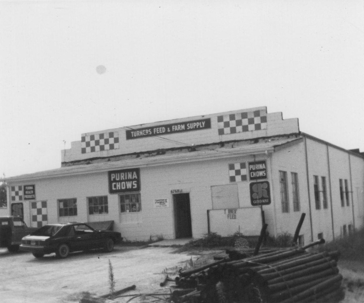 Feed Store 1982