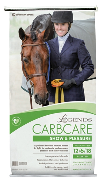 southern states Legends carbcareshow