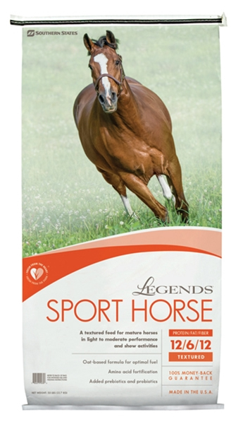 southern states Legends sport horse