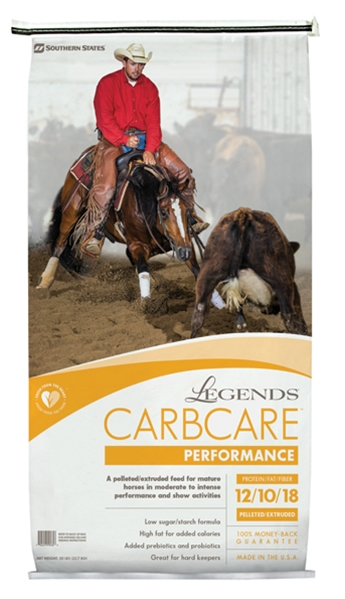 southern states legends carbcare performance