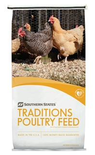 Southern States Traditions Poultry Feed