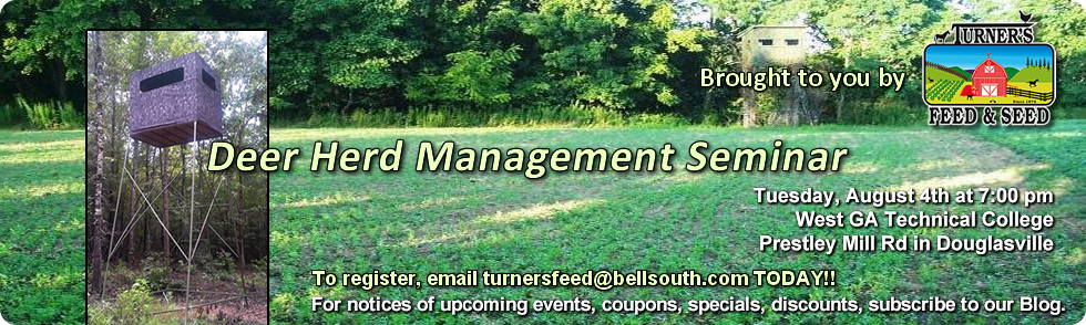 deer herd management